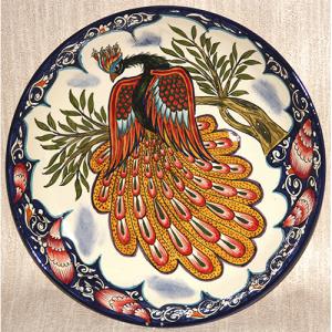 Блюдо (Птица)38 см